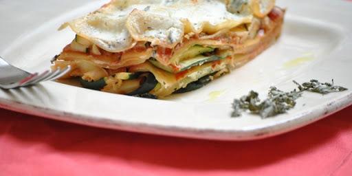 Lasagnes ricotta