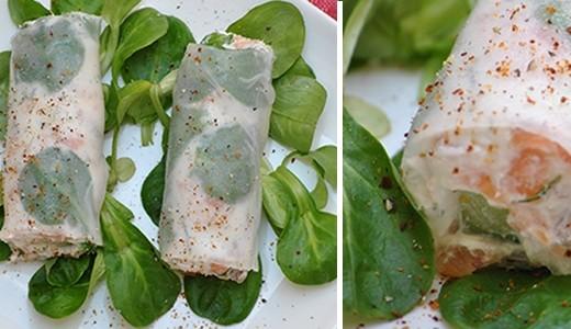 Rouleau-saumon