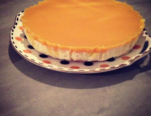 cheesecake-mangue