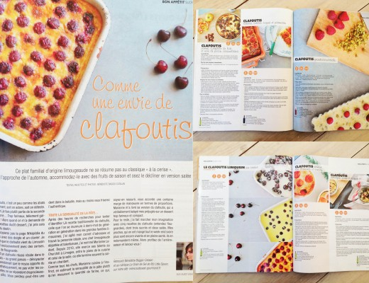 Sud ouest gourmand septembre 2015