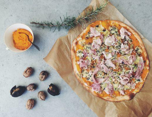 pizza automne